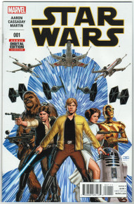 Star Wars #1 NM Front Cover