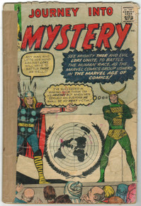 Journey Into Mystery #94 PR Front Cover