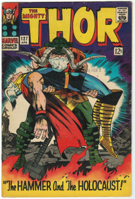 Thor #127 FN Front Cover