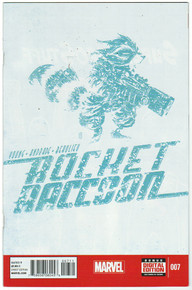 Rocket Raccoon #7 VF Front Cover