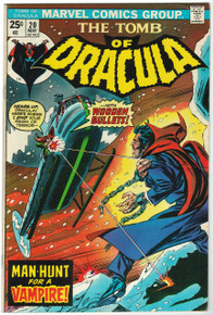 Tomb of Dracula #20 FN Front Cover