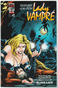 Lady Vampre #1 VF/NM Front Cover