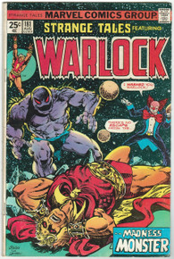 Strange Tales #181 VG Front Cover