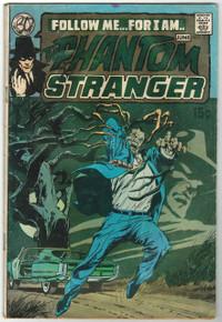 Phantom Stranger #7 GD Front Cover