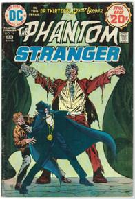 Phantom Stranger #34 VG Front Cover
