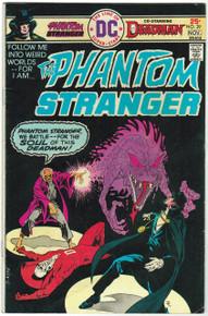 Phantom Stranger #39 VG Front Cover