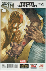 Amazing Spider Man Vol. 3 #4 NM Front Cover