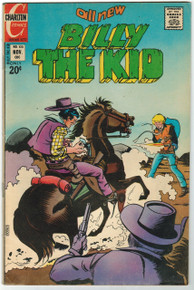 Billy the Kid #105 FN Front Cover
