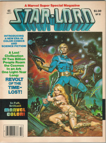 Marvel Comics Super Special #10 VF Front Cover