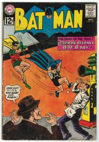 Batman #147 GD Front Cover