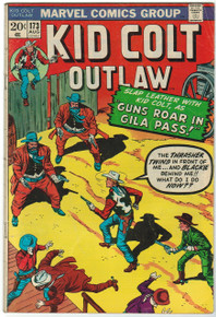 Kid Colt Outlaw #173 Very Fine