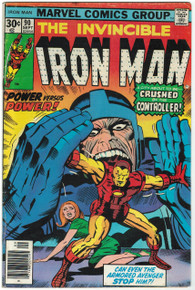 Iron Man #90 FN Front Cover
