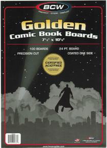 Golden Age Boards 100 count