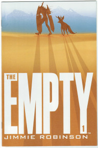 The Empty #1 NM Front Cover