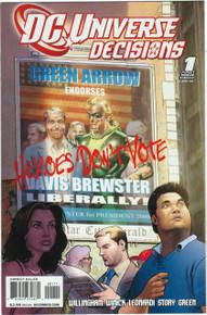 DC Universe Decisions #1 NM