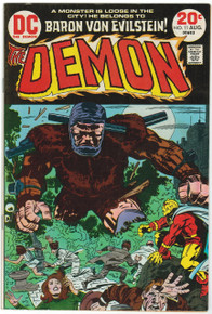 Demon #11 FN/VF Front Cover