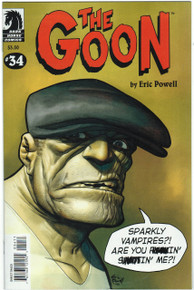 The Goon #34 NM