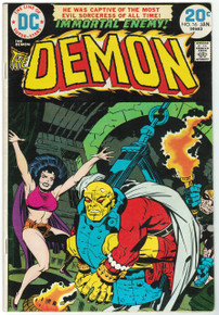 Demon #16 FN/VF Front Cover