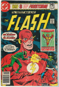 Flash #289 FR Front Cover