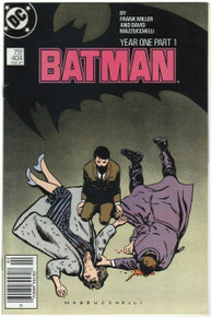 Batman #404 VF Front Cover
