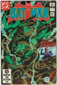 Batman #357 FN- Front Cover