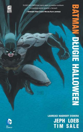 Batman: The Long Halloween TPB Front Cover