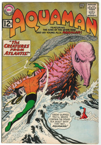 Aquaman #7 FN- Front Cover