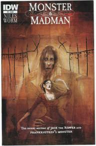 Monster & Madman #3 NM