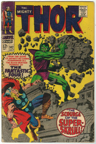 Thor #142 GD Front Cover