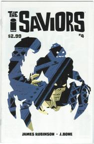 The Saviors #4 NM