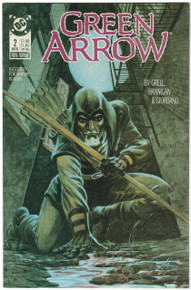 Green Arrow #2 NM Front Cover