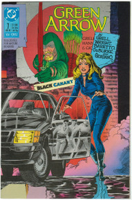 Green Arrow #7 NM Front Cover