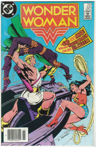 Wonder Woman #321 FN Front Cover