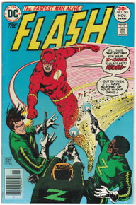 Flash #245 FN Front Cover