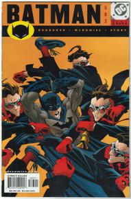 Batman #583 VF/NM Front Cover
