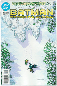 Detective Comics #723 VF/NM Front Cover