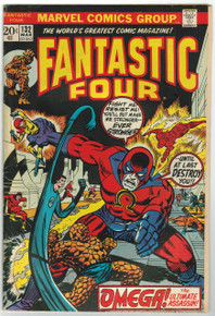 Fantastic Four #132 VG Front Cover