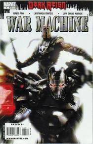 War Machine vol. 2 #4 NM