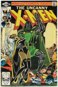 Uncanny X-Men #145 VF/NM Front Cover