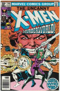 Uncanny X-Men #146 VF Front Cover