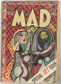 Mad Magazine #22 PR Front Cover