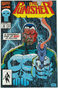 Punisher Vol. 2 #76 VF/NM Front Cover