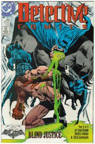 Detective Comics #599 FN