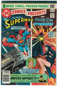 DC Comics Presents #25 FN Front Cover