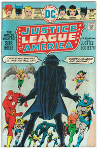 Justice League of America #123 GD Front Cover