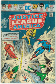 Justice League of America #126 GD Front Cover