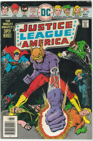 Justice League of America #130 FN- Front Cover