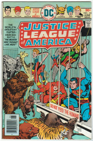 Justice League of America #131 FN/VF Front Cover