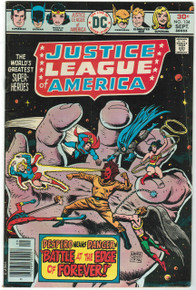 Justice League of America #134 VG Front Cover