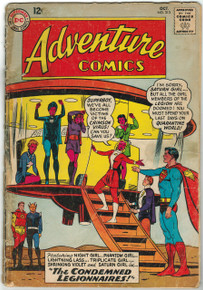 Adventure Comics #313 FR Front Cover